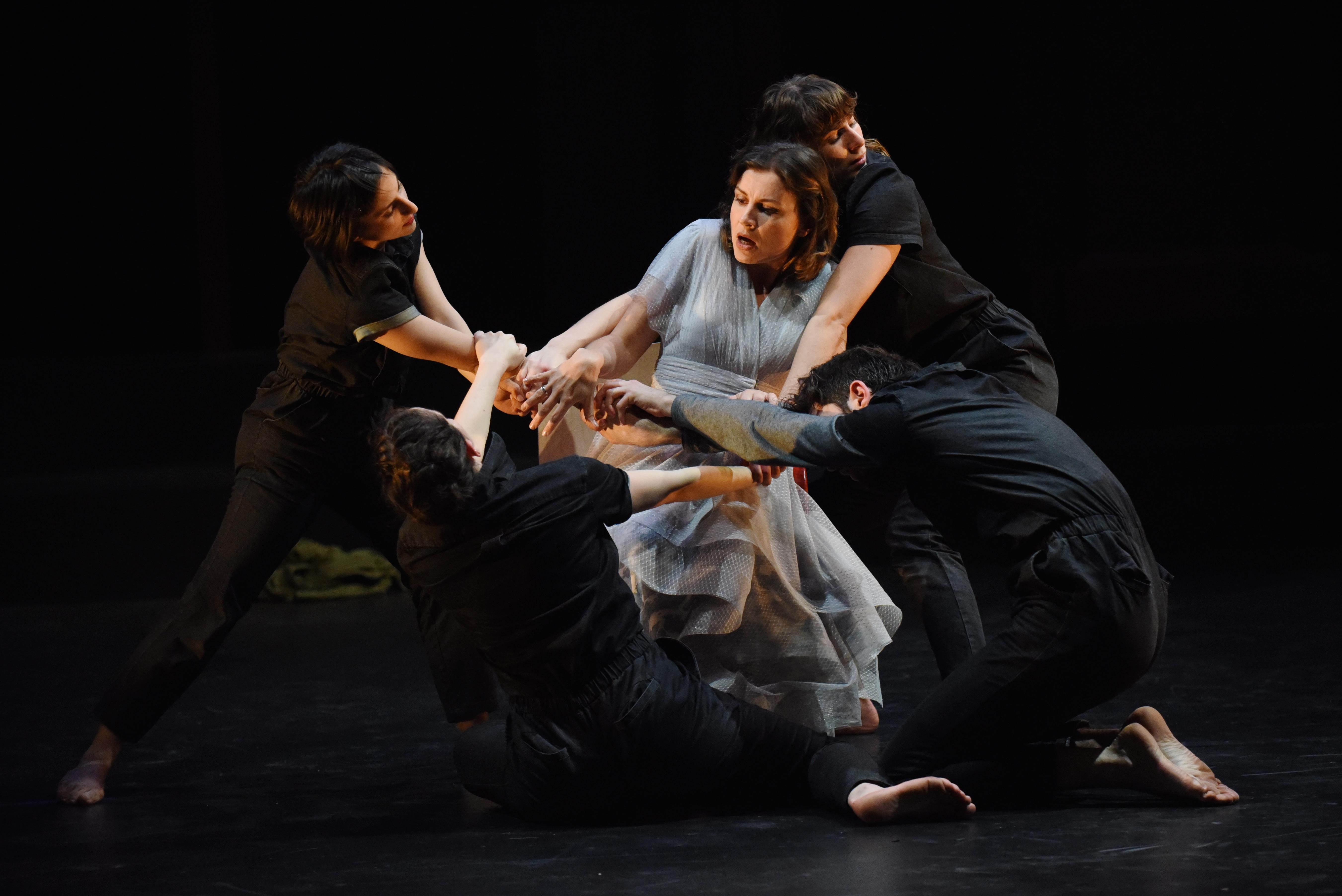 I Capuleti e i Montecchi (2016) Photo by Jim Coleman, Anastasia Klevan as Giulietta.